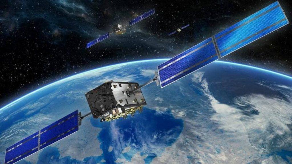 satellite-based navigation system