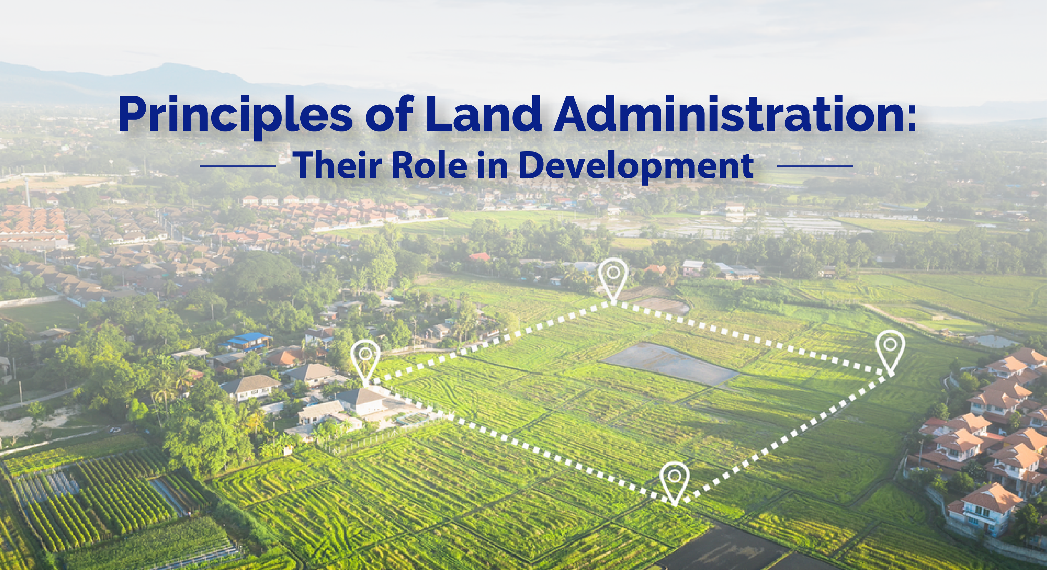Principles of Land Administration